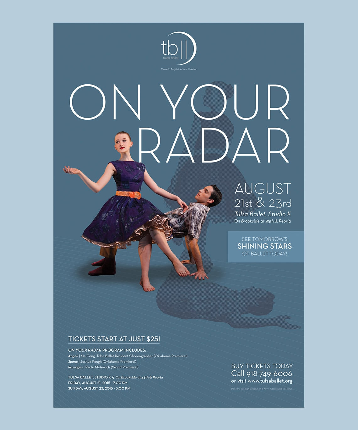 On Your Radar Poster Image